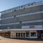 geschlossenes Hertie Kaufhaus