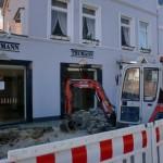 Modehaus Thumann in Cuxhaven, geschlossen