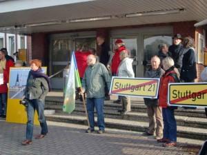 Stuttgart 21 in Cuxhaven?
