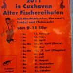 Termine Fischmarkt Cuxhaven