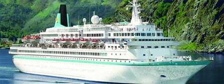 "Kreuzfahrtschiff ""Albatros"""