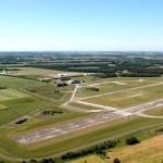 Der Flugplatz in Nordholz