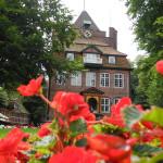 das Schloß Ritzebüttel in Cuxhaven