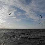kitesurfer nach der wende