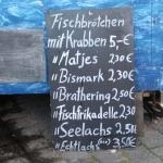 Fischbroetchen Verkauf