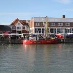 Krabbenkutter in Cuxhaven