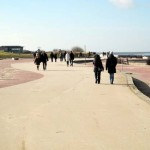 Strandpromenade Cuxhaven