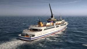 Helgolandschiff MS Helgoland
