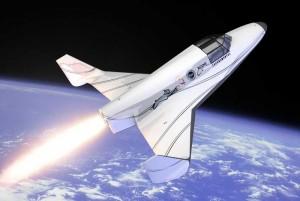 Raketenflugzeug Lynx