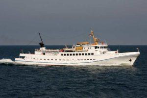 Seebäderschiff MS Fair Lady