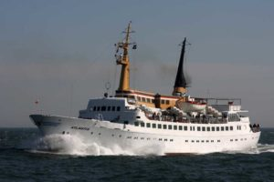 Helgolandschiff MS Atlantis